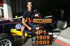 Britische F3 - Ricciardo vorzeitig Meister in England