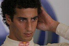 Formel 1 - Hartley sitzt im Toro Rosso: Ricciardo bei Rookie-Test f�r Red Bull