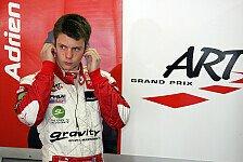 GP3 - Chance f�r die Zukunft: Tambay ersetzt Jakes in Ungarn