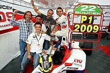 Formel 2 - Sir Frank Williams gratuliert: Soucek bekommt Formel 1-Test