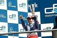 GP2 - Podestplatz verloren: Strafe gegen Perez