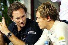 Formel 1 - Unterschiedliche Daten: Vettel-Strafe: Horner verlangt Klarstellung