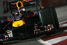 Formel 1 - Kein Speed-Distance-Limit: Vettel stellt Mess-System in Frage