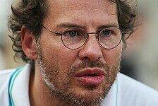 Formel 1 - Der Beste sollte gewinnen: Villeneuve: Kein Fan der modernen F1