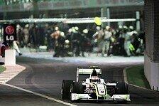 Formel 1 - Bilder: Singapur GP - Rennen