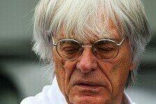 Formel 1 - Bye, bye USF1: Ecclestone: USF1 ist aus dem Rennen