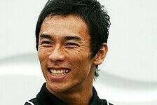IndyCar - Hochmotivierte R�ckkehr: Takuma Sato startet f�r KV Racing