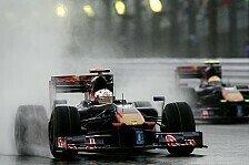 Formel 1 - Wolff lehnte 2009 Kauf von Toro Rosso ab