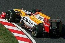 Formel 1 - Nicht genug f�r Punkte: Alonsos Rennen durch Qualifying entschieden