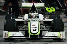 Formel 1 - Nur einen Punkt verloren: Button: Viel langsamer als Red Bull