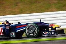 Formel 1 - Interlagos liegt uns: Vettel: Druck bei der Konkurrenz