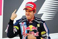 Formel 1 - Das Team steht hinter ihm: Prost: Vettel schwer zu schlagen