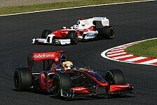 Formel 1 - Schneller & pr�ziser: Neues GPS-System in F1-Autos