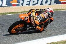 Moto3 - Noch einmal KTM: Marquez holt Bestzeit im Warm-up