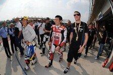 MotoGP - Aber auch im MotoGP-Paddock Freunde gefunden: Spies wird das SBK-Fahrerlager vermissen