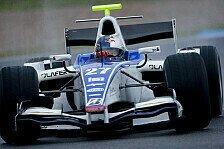 GP2 - Bilder: S�bastien Loeb testet GP2