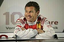 DTM - Erfolgreich in DTM und Le Mans: Auszeichnungen f�r Tom Kristensen