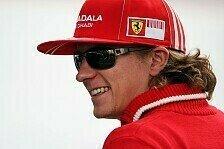Formel 1 - Bekanntgabe nach Monza?: Ger�cht - R�ikk�nen hat bei Ferrari unterschrieben