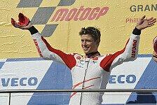 MotoGP - Konkretisieren sich Stoners Wildcard-Pläne?
