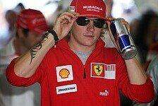 Formel 1 - 1. Besuch in Maranello seit 2009: R�ikk�nen ist zur�ck: Sitzanpassung bei Ferrari