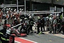 Formel 1 - Plus 25 Sekunden: Strafen f�r Kovalainen, McLaren & Trulli