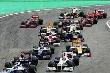 Formel 1 - Einen Schritt zur�ck machen: Fry: Fahrer machen keine Fehler