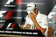 Formel 1 - Erfahrung aus erster Hand: Button trauert um Toyota