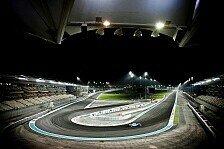Formel 1 - Die neue Strecke: Motorsport-Magazin.com TV: Alles zu Abu Dhabi