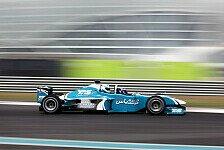 Formel 1 - Gewinnspiel: Eine Fahrt im Formel-1-Doppelsitzer