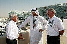 Formel 1 - Sochi-GP schnappt Abu Dhabi-Berater weg