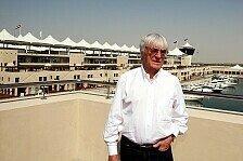 Formel 1 - Gespr�che auf allen Seiten: Ecclestone und der britische Grand Prix