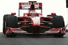 Formel 1 - Marc Gene auf Tour: Ferrari-Demorun in S�dafrika