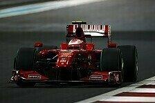 Formel 1 - Keine Siege in Schrottkarren: R�ikk�nen gibt sich keinen Illusionen hin