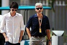 Formel 1 - Das w�re super: Ecclestone w�nscht sich Damon Hills Sohn in der F1