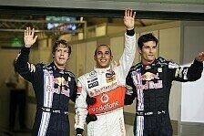 Formel 1 - Der gro�e Vierkampf: Lauda: Die Gro�en schlagen zur�ck
