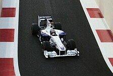 Formel 1 - Rampf dankte allen Mitarbeitern: Kubica ging der Grip verloren