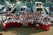 Formel 1 - Videos, Bilder und Geschichten: Fan-Service - Toyotas virtueller Abschied