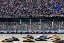 NASCAR - F�r Juan Pablo Montoya wird es langsam eng: Vorschau: Aaron's 499