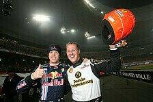 Formel 1 - Heimspiel in Deutschland: Vettel & Schumacher beim Race of Champions