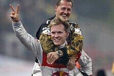 Mehr Motorsport - Vettel rast in die Bande: ROC: Ekstr�m bezwingt Schumacher