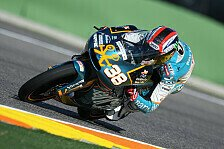 Moto3 - Marc Marquez nicht zu Bremsen: Smith Schnellster am Nachmittag