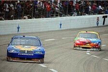 NASCAR - Herber R�ckschlag f�r Jimmie Johnson: Kurt Busch gewann das Bruder-Duell