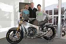 Moto2 - Inoffizielle Moto2-Zeiten Valencia: West auf MZ schnellster