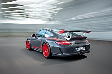 Auto - Mit Vollgas: Video - Porsche 911 GT3 RS