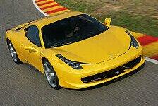Auto - Ferrari 458 Italia