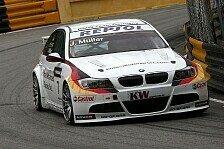 WTCC - Konstrukteurstitel um drei Punkte verpasst: BMW feiert Doppelsieg in Macau