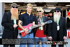 Formel 1 - VIP-Time: Stars, Rock and Roll