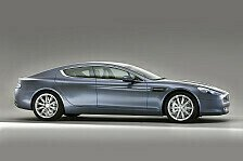 Auto - Aston Martin Rapide
