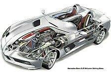 Auto - Mercedes-Benz SLR