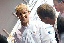 DTM - Beim Finale dabei: Ekstr�m f�hrt Carrera-Autos